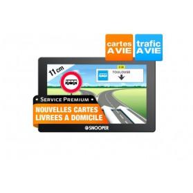 """AC2400 PREMIUM - GPS Autocars SNOOPER 4,3"""""""