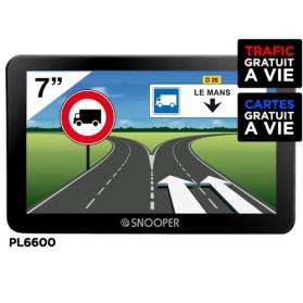 GPS Poids Lourd PL6600 Snooper