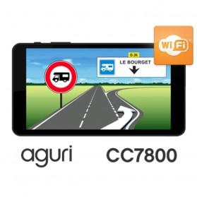 GPS Camping-Car CC7800 Aguri Ecran 7'' Wi-Fi