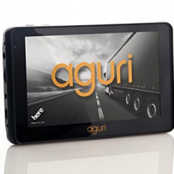 GPS Poids Lourd PL5800 Aguri Ecran 5'' Wi-Fi