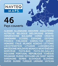 46 PAYS couverts gps camion Aguri pl8800 Europe